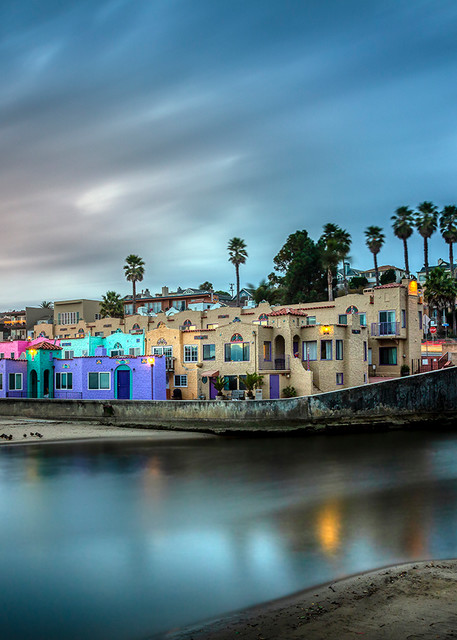 Sunset At The Venetians Art   Tony Pagliaro Gallery