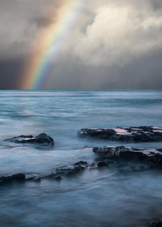 Rainbow In Maui Photography Art | Dan Katz, Inc.
