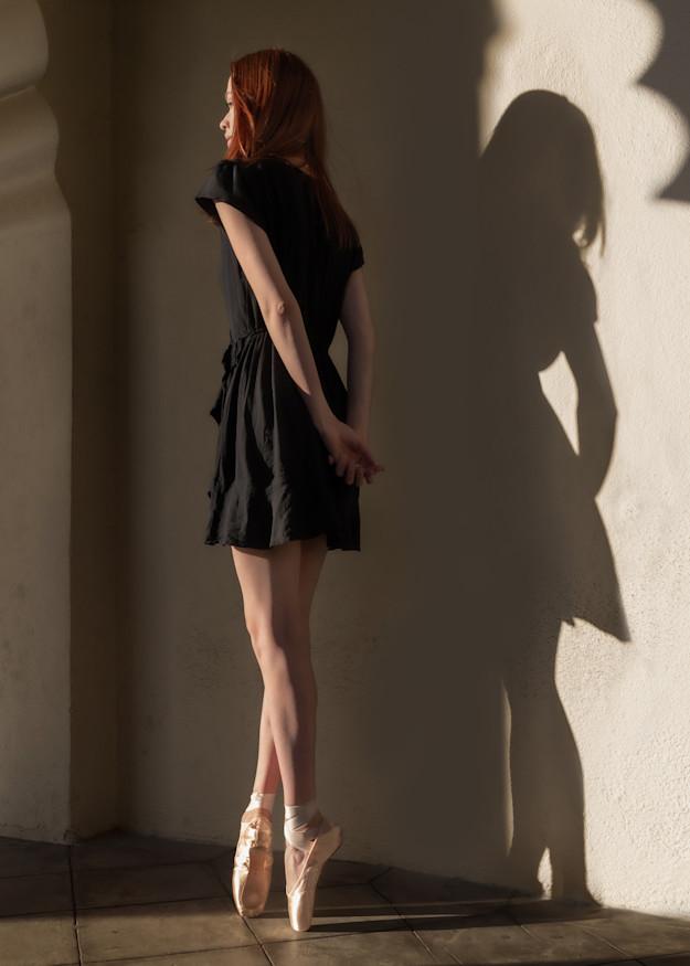 Hadley Dancer And Shadow Photography Art   Dan Katz, Inc.