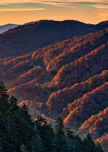 Sunrise at Newfound Gap | Shop Photography by Rick Berk