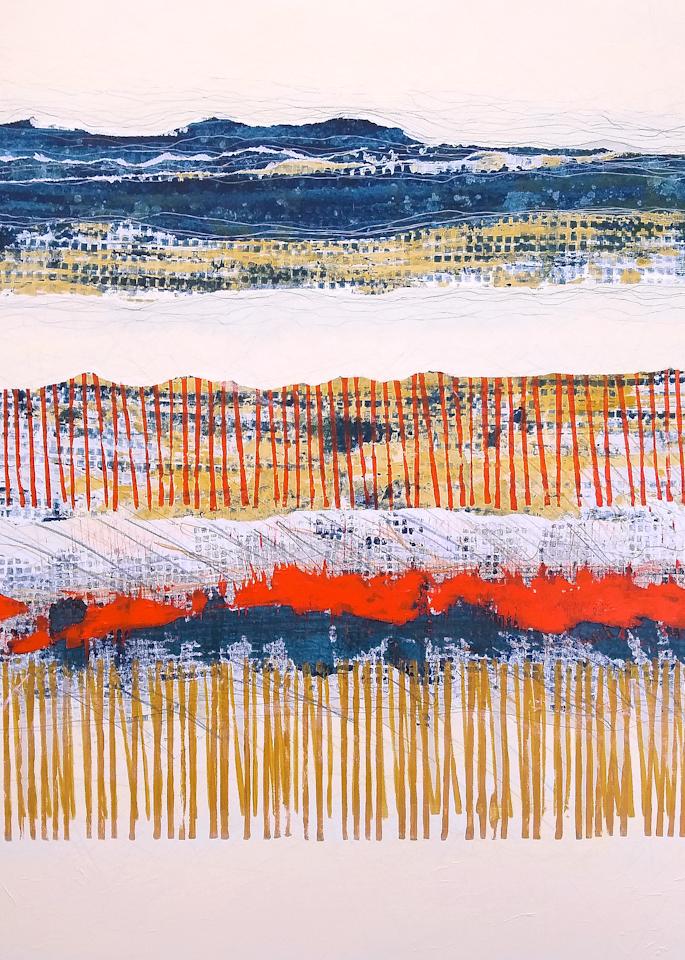 Hinterland – Original Abstract Painting & Prints | Cynthia Coldren Fine Art