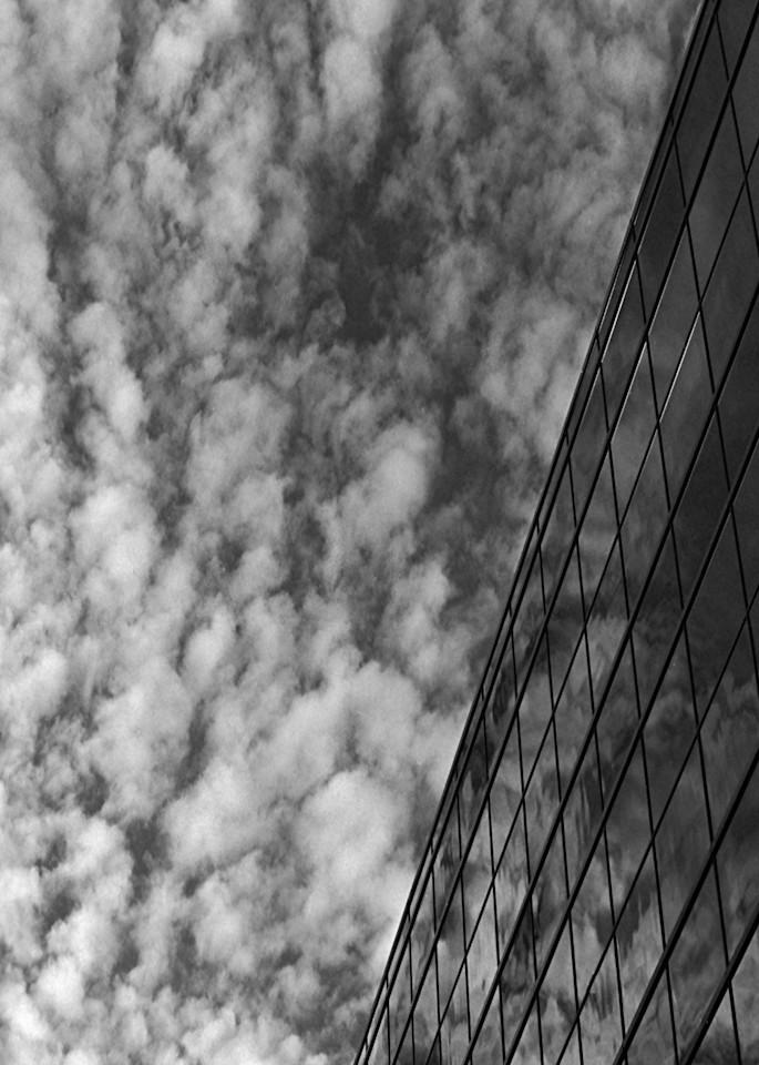 San Francisco Cloudy Sky 2 Photography Art   David Louis Klein