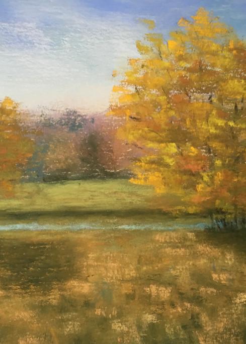 Autumn Gold Art   Mark Grasso Fine Art