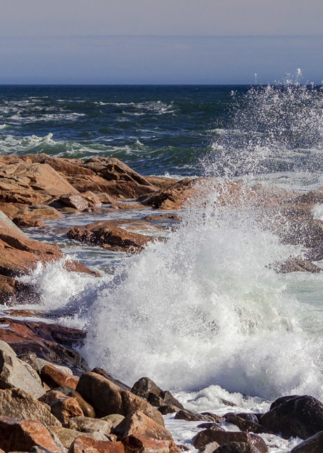 Breaking Waves Art | capeanngiclee
