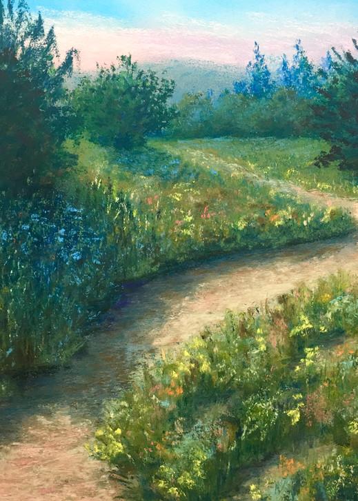 Summer Path Art | Mark Grasso Fine Art