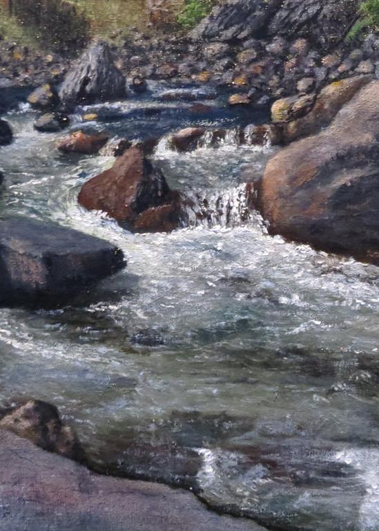 Poudre River Art | Mark Grasso Fine Art