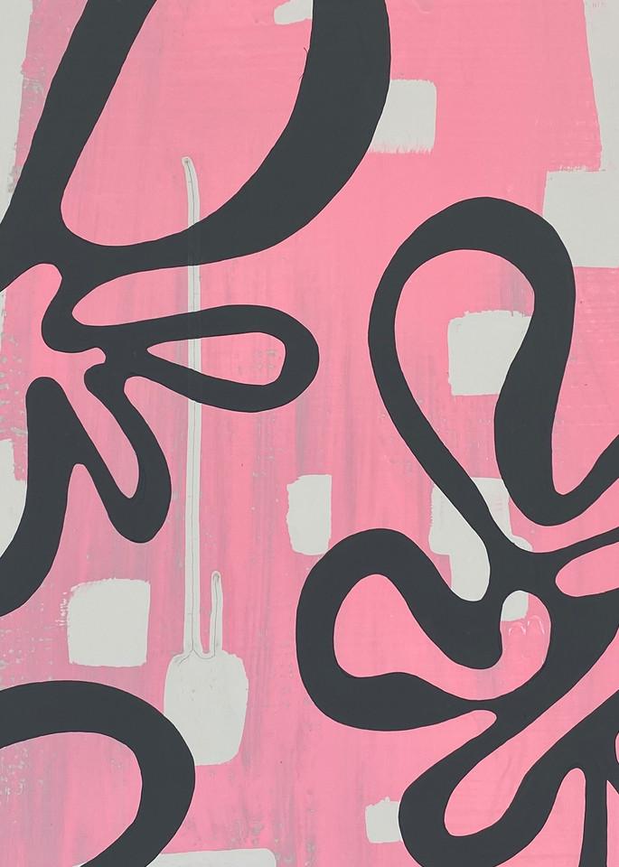 Art Print | Amoeba Fractal 6 Art | Matt Pierson Artworks