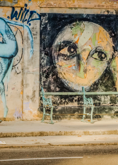 A Women In Havana Photography Art | Robert Leaper Photography