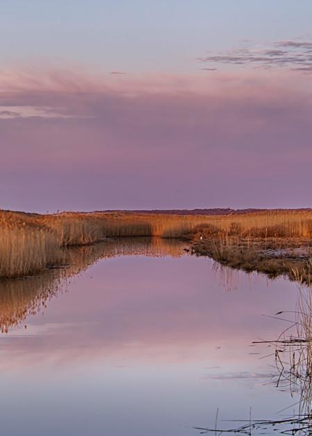 Quansoo Winter Morning Art | Michael Blanchard Inspirational Photography - Crossroads Gallery