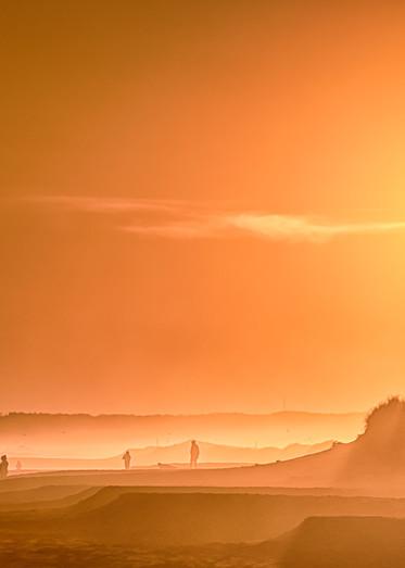 South Beach Winter Beach Art | Michael Blanchard Inspirational Photography - Crossroads Gallery