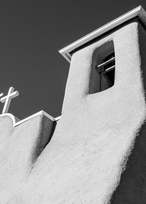 San Francisco Church #1 Photography Art   Kit Noble Photography