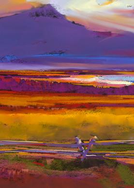 Teton Setting  Art | Michael Mckee Gallery Inc.