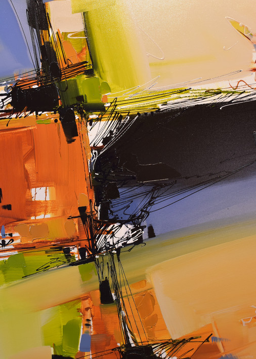 Techno Fugue Art   Michael Mckee Gallery Inc.