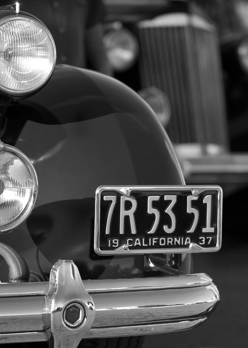 Classic Packards Art | Shaun McGrath Photography