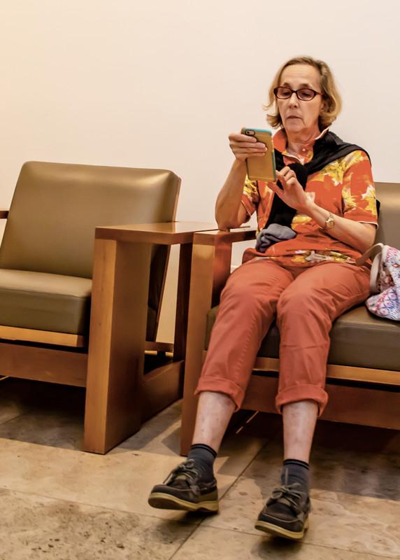 Just Texting Photography Art | Dan Katz, Inc.