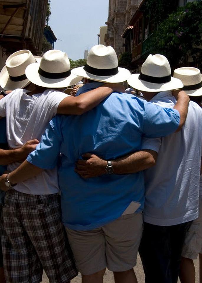 Friends With Hats Photography Art   Dan Katz, Inc.
