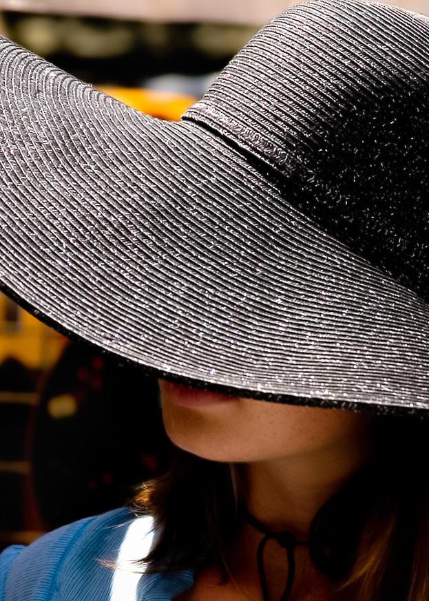 Erica S Hat Photography Art   Dan Katz, Inc.