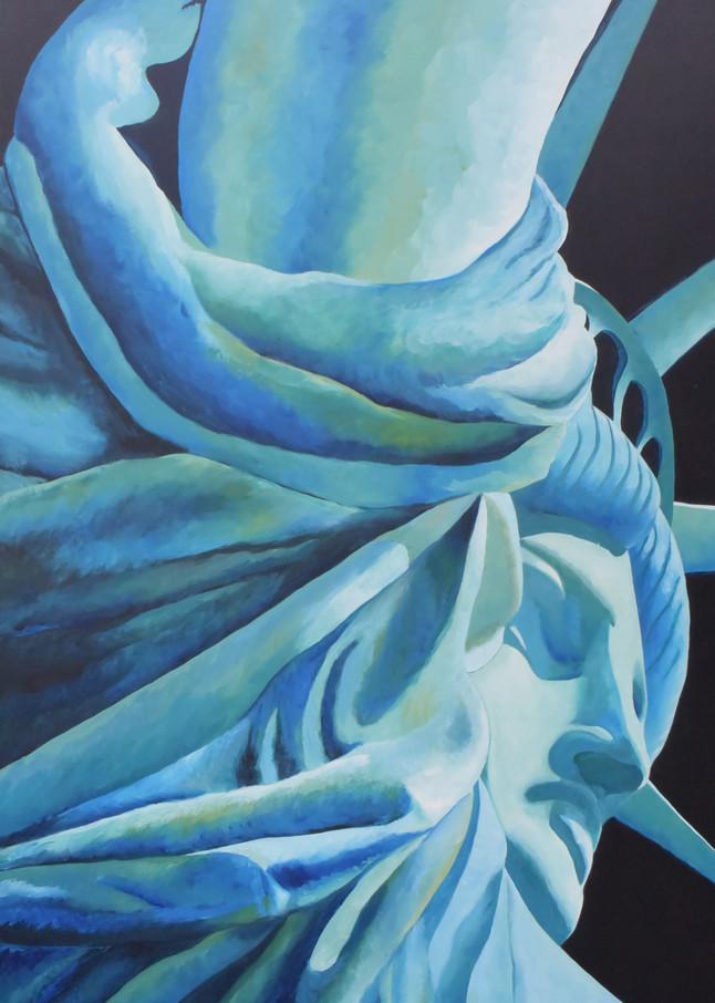 Liberty Open Edition Art | juliesiracusa