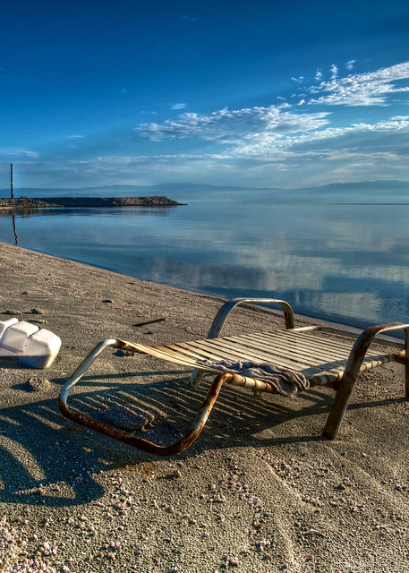 Abandoned Lounge Chair  Art | Shaun McGrath Photography