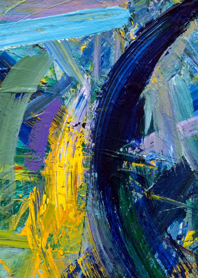 """Parts Of The Whole"" Bottom Left Art | Daniel Kanow Fine Art"
