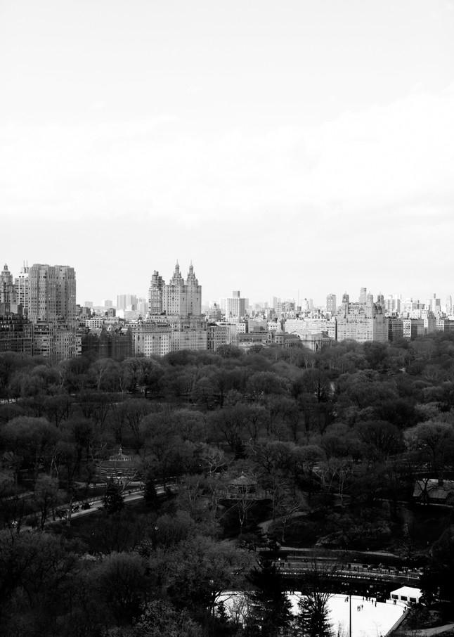 Above Central Park Photography Art   Belathée Fine Arts by Belathée Photography