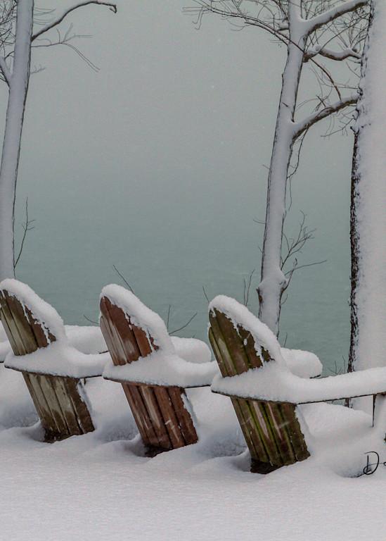 """""""Watching Lake Michigan 1"""""""