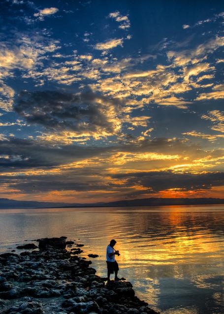 Salton Sea Sunrise Art | Shaun McGrath Photography