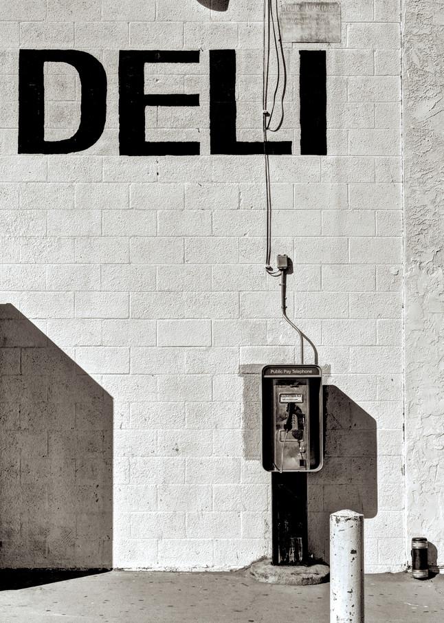 Vintage Phone And Deli Art | Shaun McGrath Photography