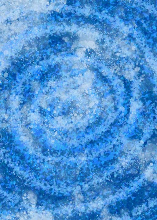 Celtic Spirals 0416 Art   Glenn McDaniel Arts, LLC