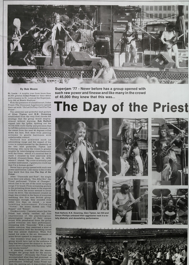 Superjam '77 - The Day of the Priest