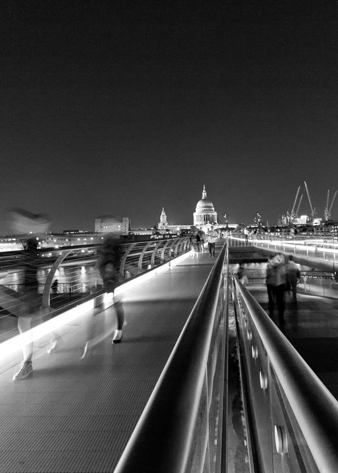 Millennium Bridge, London Art | Best of Show Gallery