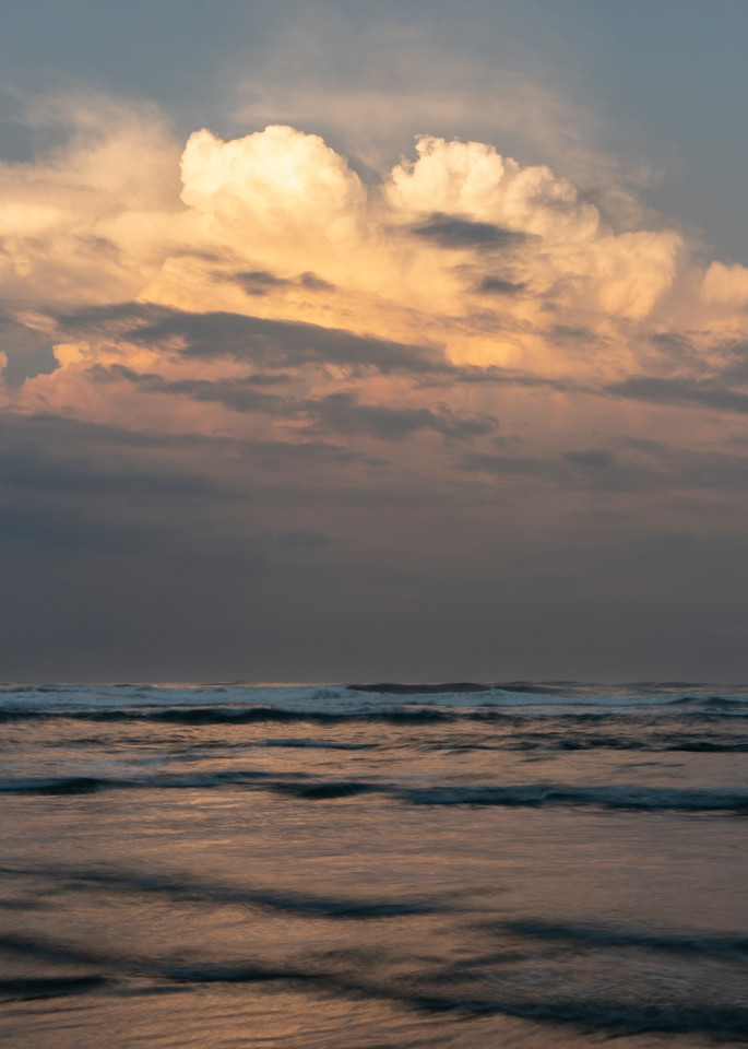 Thunderheads At Dawn Photography Art | Kit Noble Photography