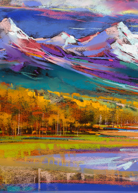 Snake River View Copy Art | Michael Mckee Gallery Inc.