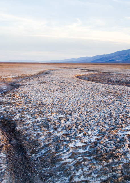 Salt Flats In Death Valley Art | Chad Wanstreet Inc