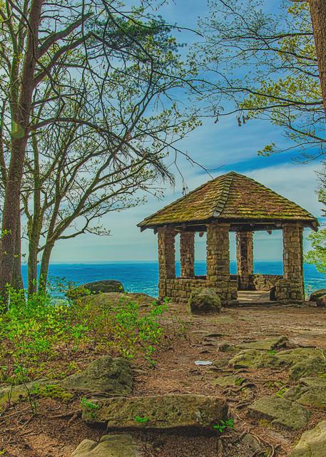 Gazebo Trail Photography Art | draphotography