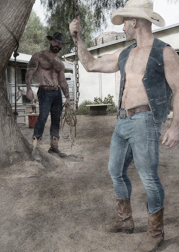 Cowboys Cruising Photography Art | Kristofer Reynolds Photography