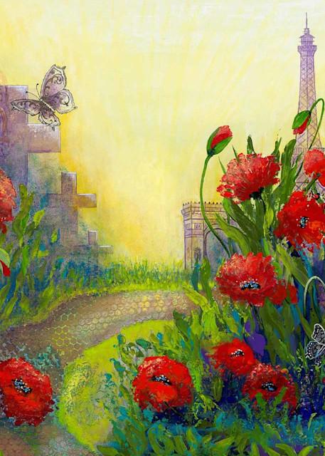 Thru Poppy Fields
