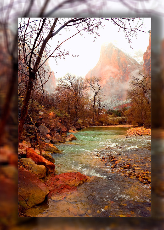 Zion   Abraham 3 D Photography Art | Whispering Impressions