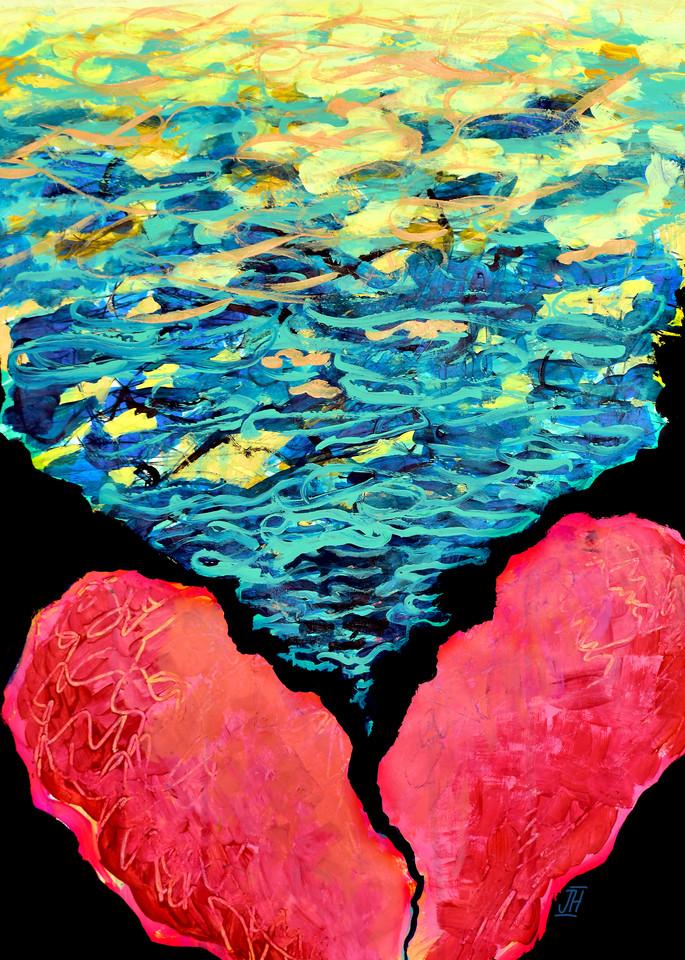 Feel the Heartbreak, by Jenny Hahn