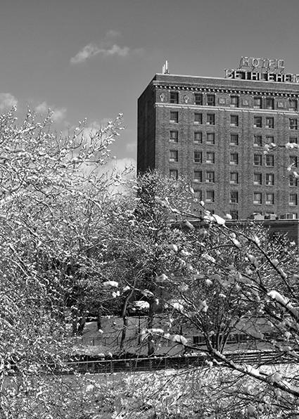Hotel Bethlehem - Michael Sandy