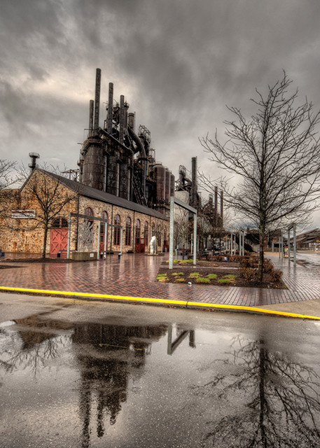 Steel Reflections 2020 - Bethlehem Steel - Michael Sandy
