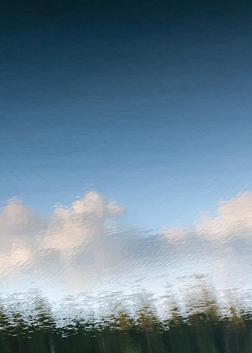 Reflecting Landscape 2 by Jeremy Simonson