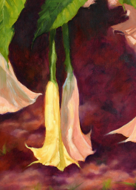 Norma's Bells, From an Original Oil Painting
