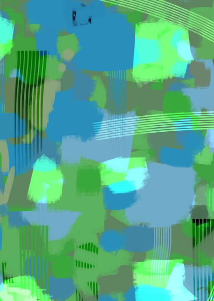 High Chroma Abstract 3 Art   Matt Pierson Artworks