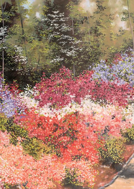 Azalea Hill  Art | Chris Doyle Fine Arts