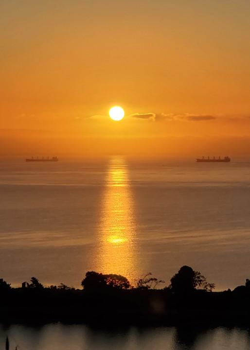 Sunrise Over Sf Bay Photography Art | David Louis Klein