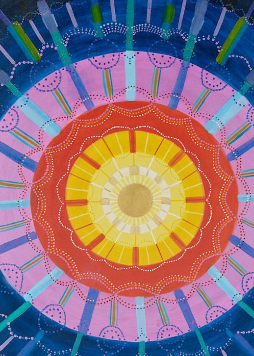 Unity Harmonic Art Print
