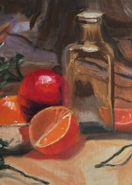 Apples And Oranges Art | Scott Dyer Fine Art