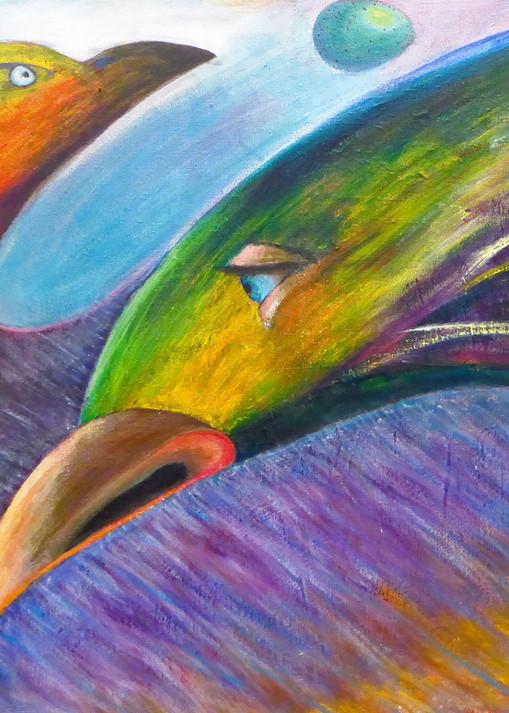 Love Birds? Art | Limor Dekel Fine Art