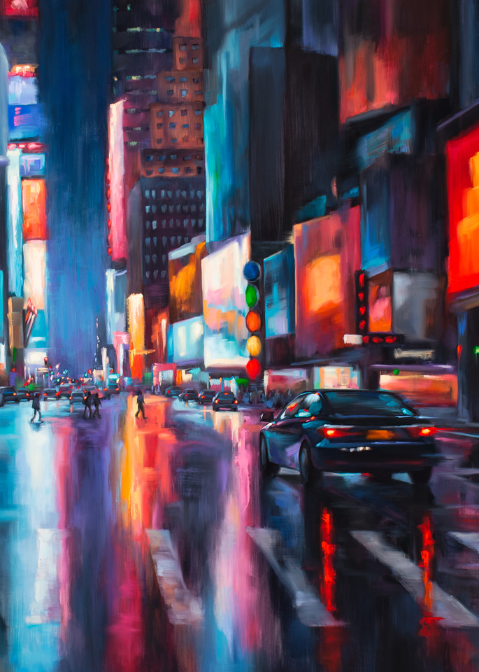 Phosphorescence fine art print | Sarah Pollock Studio